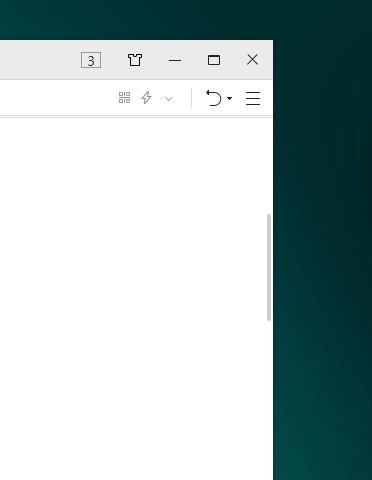 鼠标在页面里面,未在滚动条上面