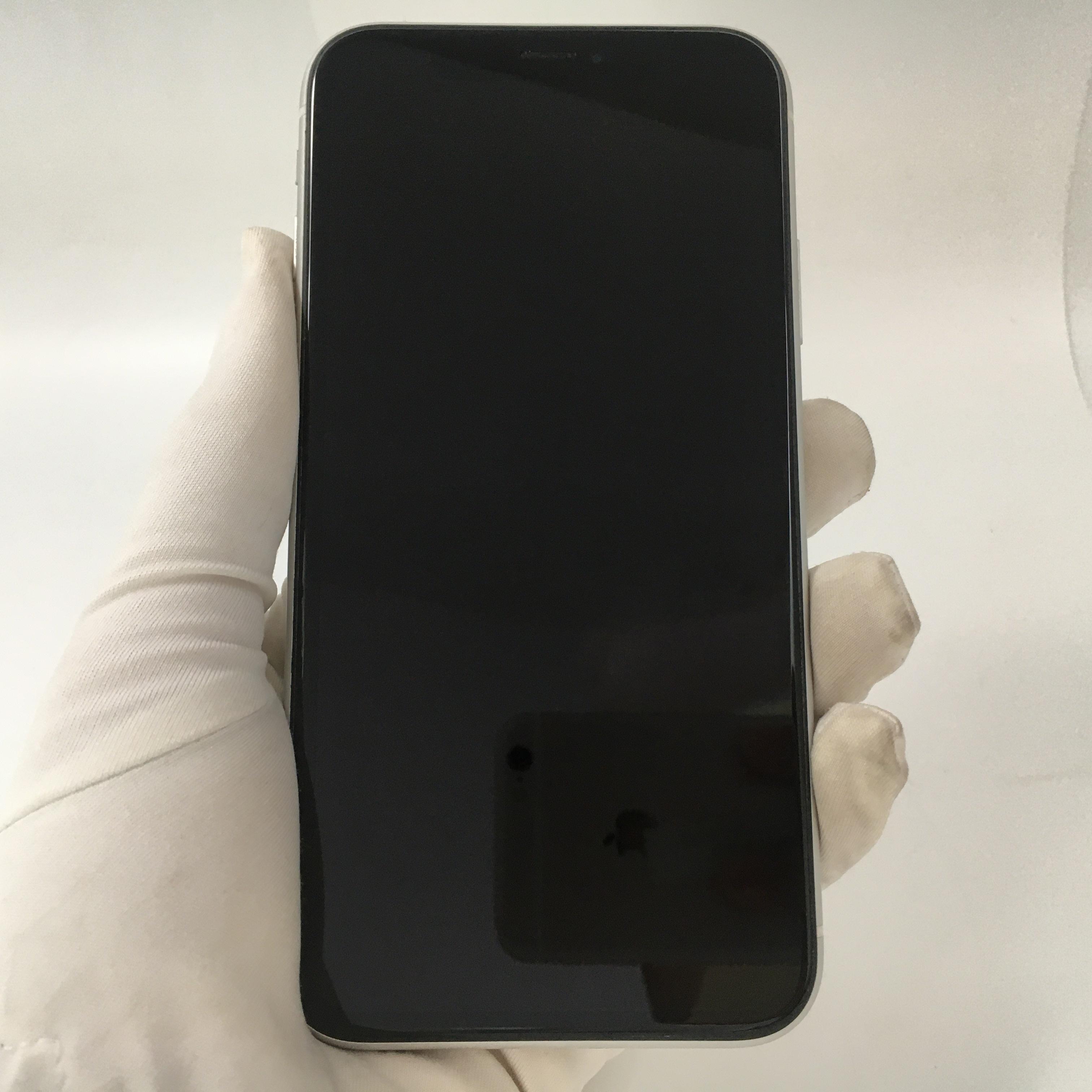 苹果【iPhone XR】全网通 白色 64G 国行 95新