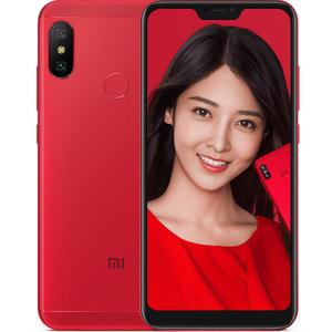 小米【红米6 Pro】全网通 红色 4G/64G 国行 95成新 真机实拍