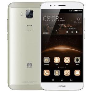 华为【G7 PLUS】移动联通 4G/3G/2G 银色 16G 国行 8成新