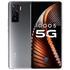 vivo【iQOO 5】5G全网通 皓影 12G/128G 国行 95新 真机实拍