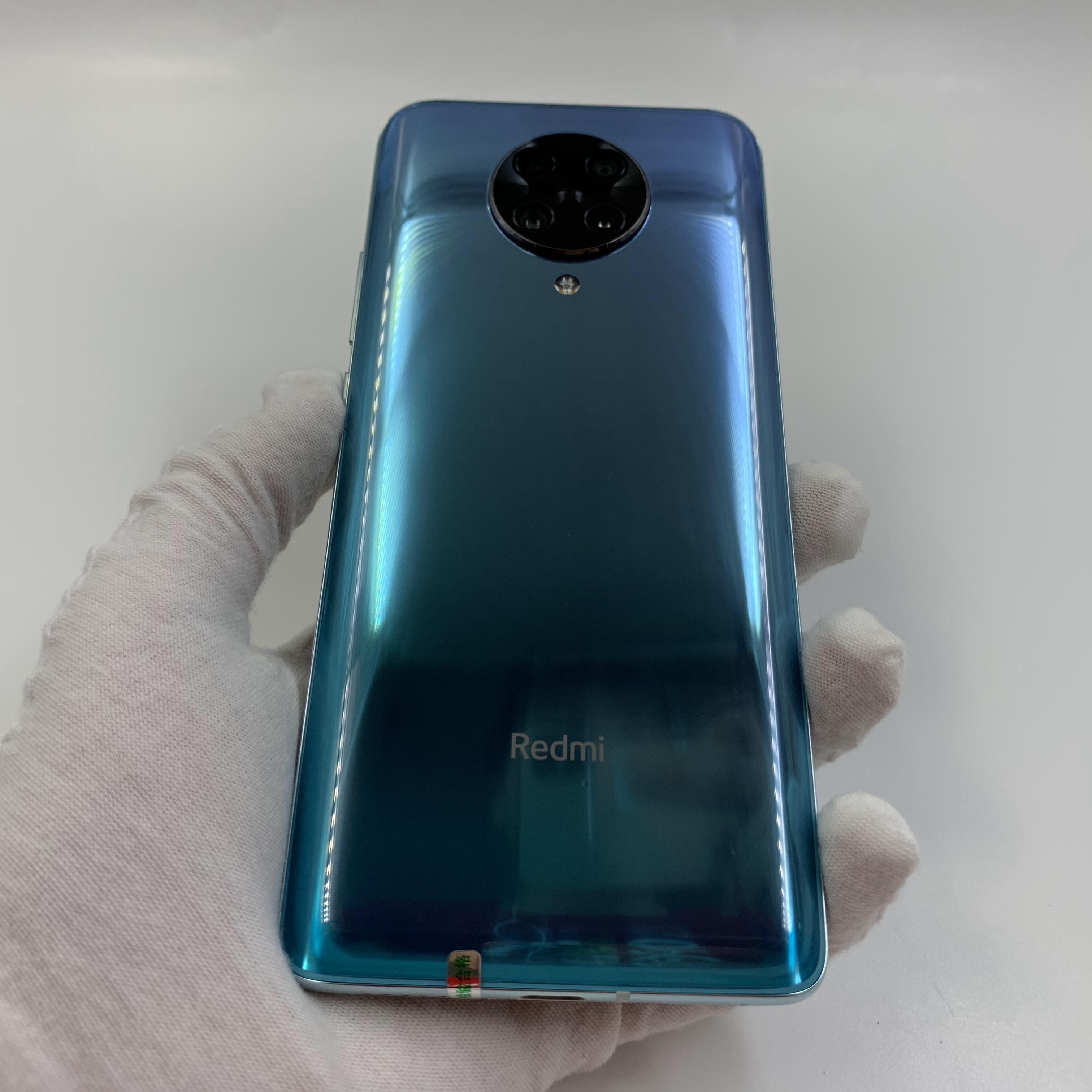 小米【Redmi K30 至尊 5G】5G全网通 薄荷绿 8G/512G 国行 8成新 真机实拍