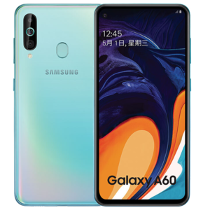 三星【Galaxy A60】全网通 蓝色 6G/64G 国行 9成新 真机实拍
