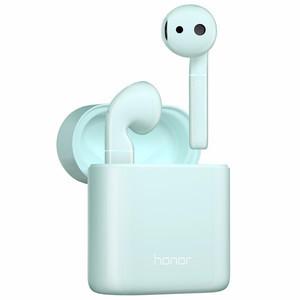 荣耀【FlyPods】蓝色 99成新 无线耳机 双击触控 蓝牙运动跑步防水耳机