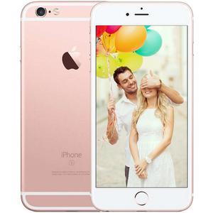 苹果【iPhone 6s】移动联通 4G/3G/2G 玫瑰金 16G 港澳台 9成新