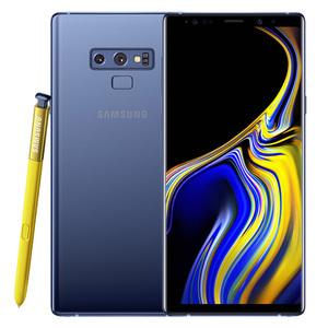 三星【GALAXY Note 9】移动联通 4G/3G/2G 蓝色 8G/512G 国际版 7成新 真机实拍