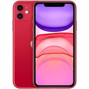 苹果【iPhone 11】全网通 红色 64G 国行 8成新 真机实拍