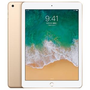 iPad平板【iPad 2017款 9.7英寸】128G 95新  WIFI版 国行 金色