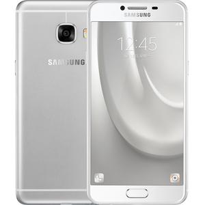 三星【Galaxy C5】全网通 银色 32G 国行 8成新