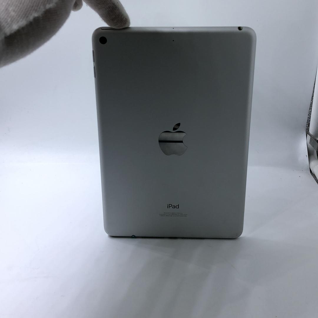 苹果【iPad mini5 7.9英寸 19款】WIFI版 银色 64G 国行 99新