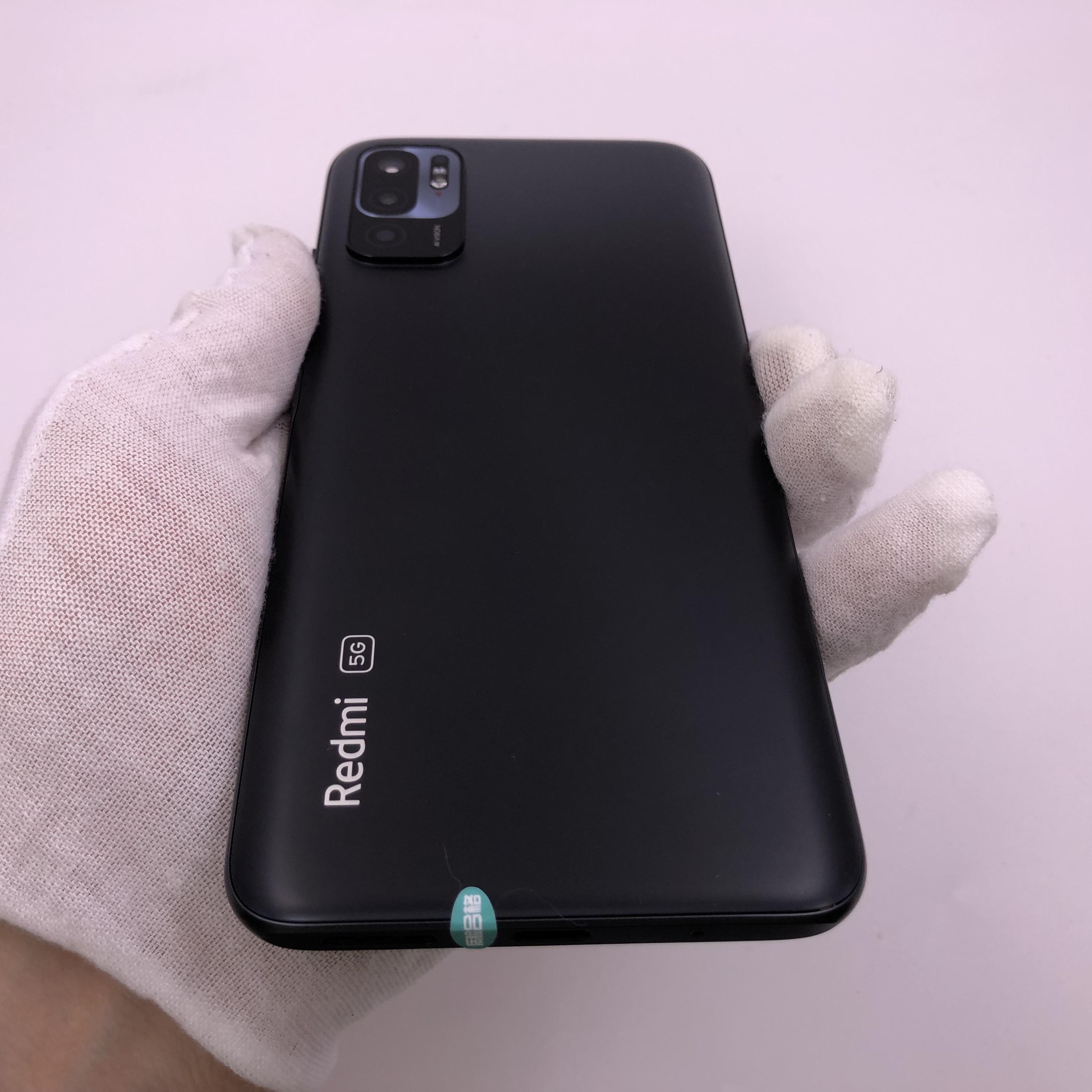 小米【Redmi Note10】5G全网通 星云灰 8G/256G 国行 95新