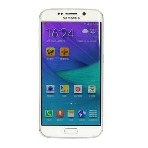 三星【Galaxy S6 Edge】全网通 白色 64G 国行 99新