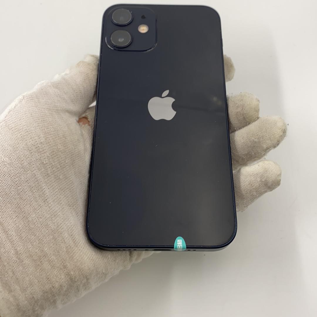 苹果【iPhone 12 mini】5G全网通 黑色 64G 国行 95新