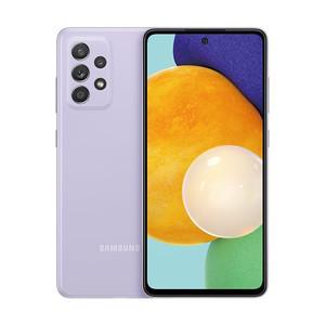 三星【Galaxy A52】5G全网通 香芋紫 8G/128G 国行 95新 真机实拍