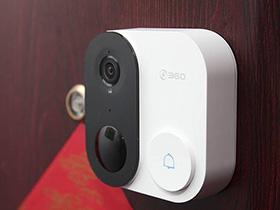 视频监控+门铃,360可视门铃1C体验