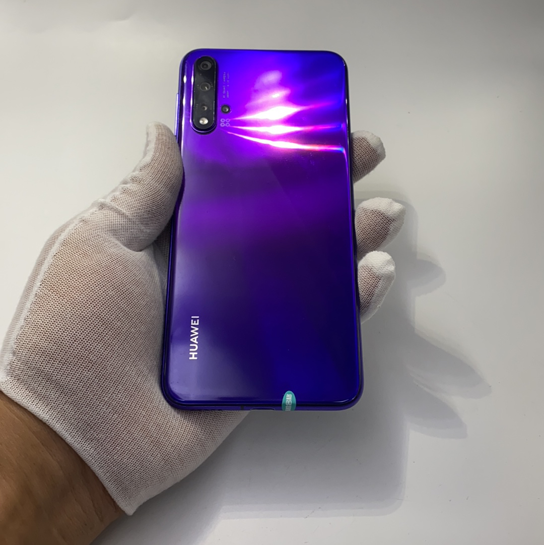 华为【nova 5 Pro】4G全网通 紫色 8G/128G 国行 8成新