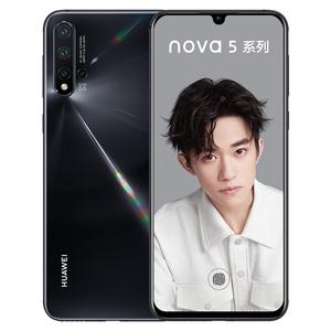 华为【nova 5 Pro】全网通 亮黑色 8G/128G 国行 95成新 真机实拍