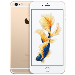 苹果【iPhone 6s】移动 4G/3G/2G 金色 16G 国行 8成新