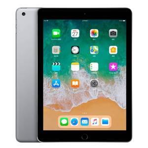 iPad平板【iPad 2018款 9.7英寸】128G 95新  WIFI版 深空灰