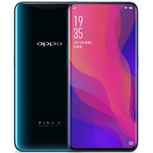 oppo【Find X】全网通 蓝色 8G/128G 国行 8成新 8G/128G真机实拍