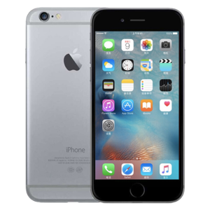 苹果【iPhone 6】移动联通 4G/3G/2G 灰色 16G 国际版 9成新