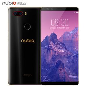 努比亚【Z17S】全网通 黑色 64G 国行 8成新