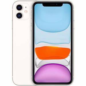苹果【iPhone 11】64G 95新  全网通 国行 白色高性价比