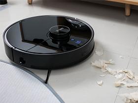 """上手体验""""聪明""""的360扫地机器人T90,黑科技让我爱不释手"""
