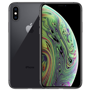 苹果【iPhone Xs】64G 95新  全网通 国行 深空灰官方二手机外观新充电次数少