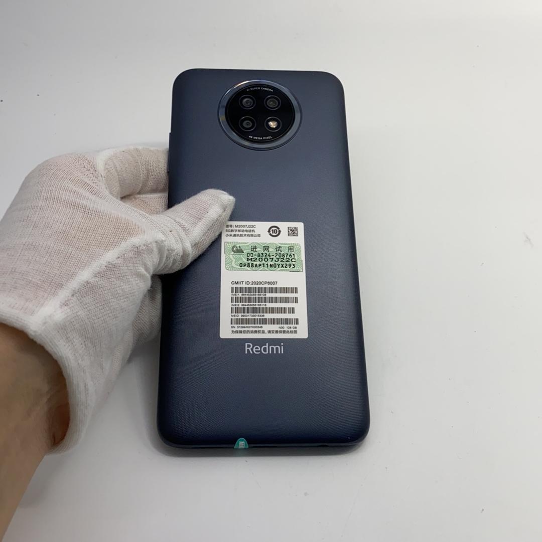 小米【Redmi Note 9 5G】5G全网通 云墨灰 8G/128G 国行 95新