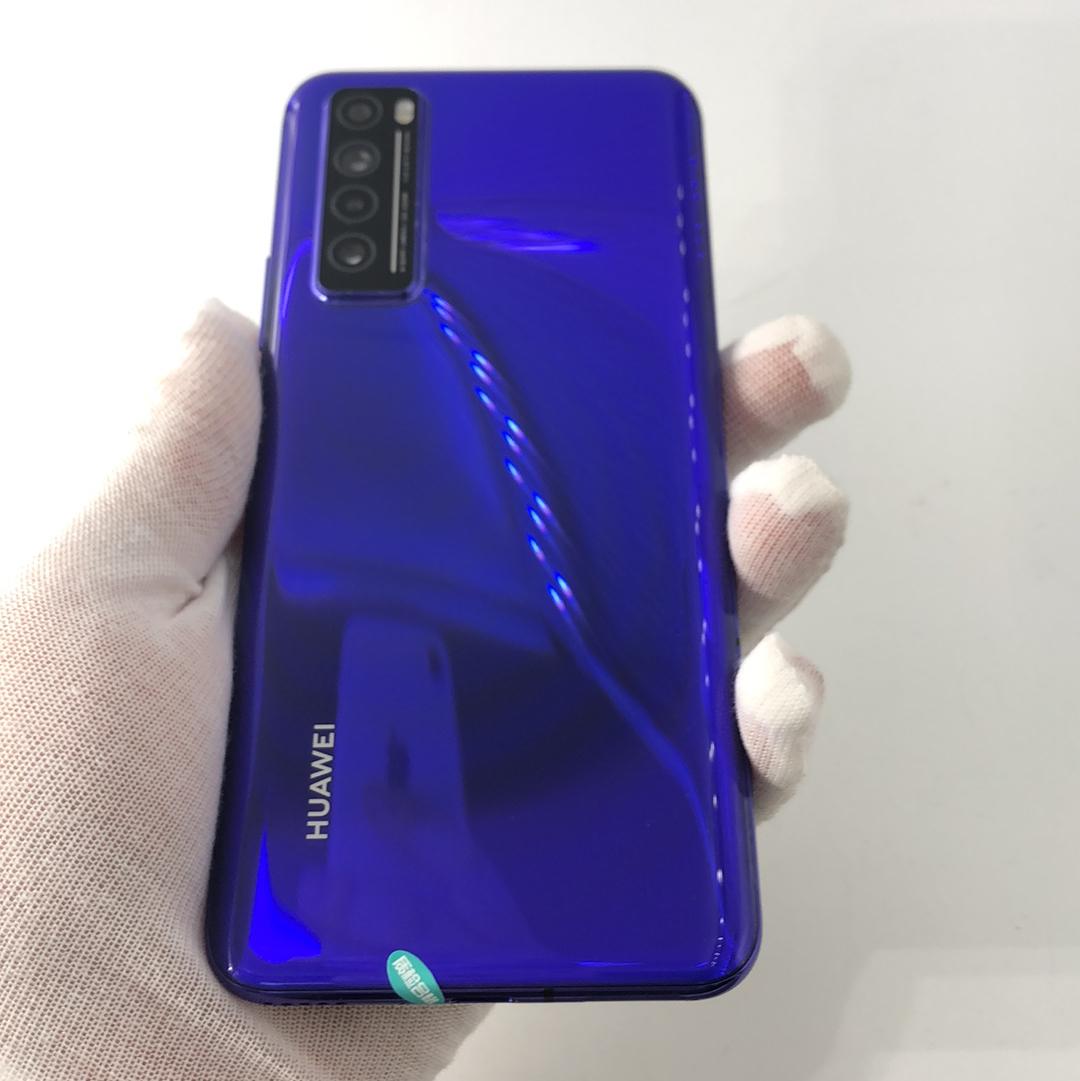 华为【nova 7 5G】5G全网通 仲夏紫 8G/128G 国行 99新
