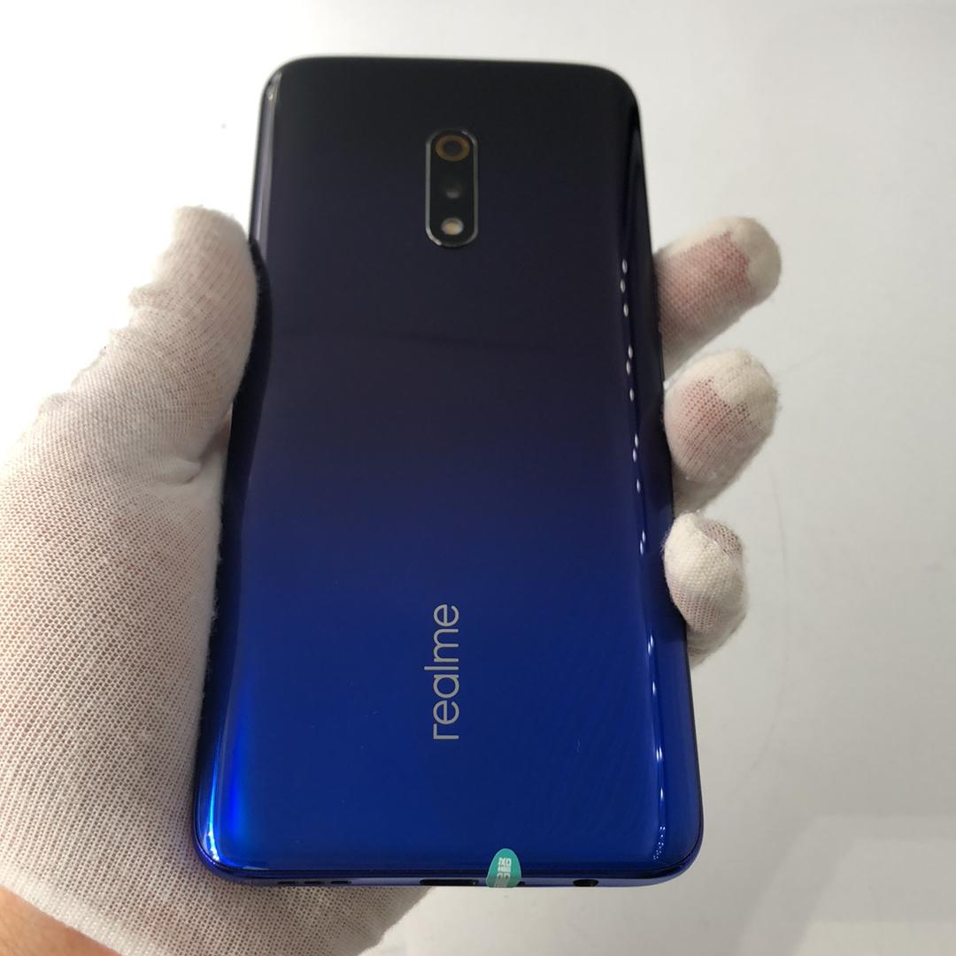 realme【真我 X】4G全网通 蓝色 8G/128G 国行 95新