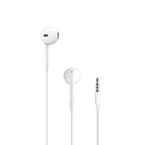 3C数码【苹果 EarPods 3.5mm】99新  白色圆头接口线控耳机苹果iPhone5/6/7/8