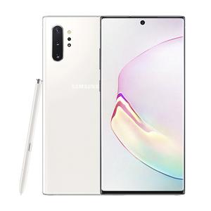 三星【Galaxy Note10+】全网通 白色 12G/256G 非大陆国行 8成新