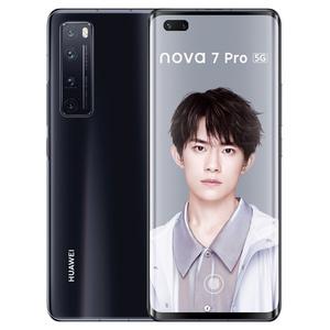 华为【nova 7 Pro 5G】5G全网通 亮黑色 8G/128G 国行 8成新 真机实拍