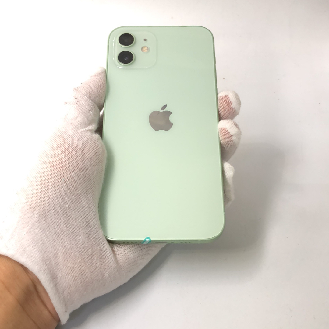 苹果【iPhone 12】5G全网通 绿色 256G 国行 99新