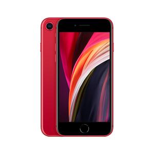 苹果【iPhone SE2】全网通 红色 128G 国行 7成新 真机实拍