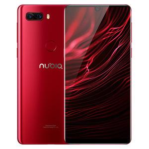 努比亚【Z18】全网通 红色 8G/128G 国行 9成新