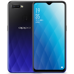 oppo【A7x】移动 4G/3G/2G 蓝色 4G/128G 国行 8成新