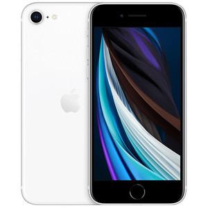 苹果【iPhone SE2】128G 95新  全网通 国行 白色