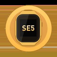 360儿童手表SE5 宝石蓝