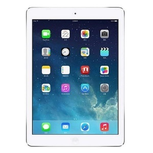 苹果【iPad Air】WIFI版 白色 32G 国行 8成新 真机实拍