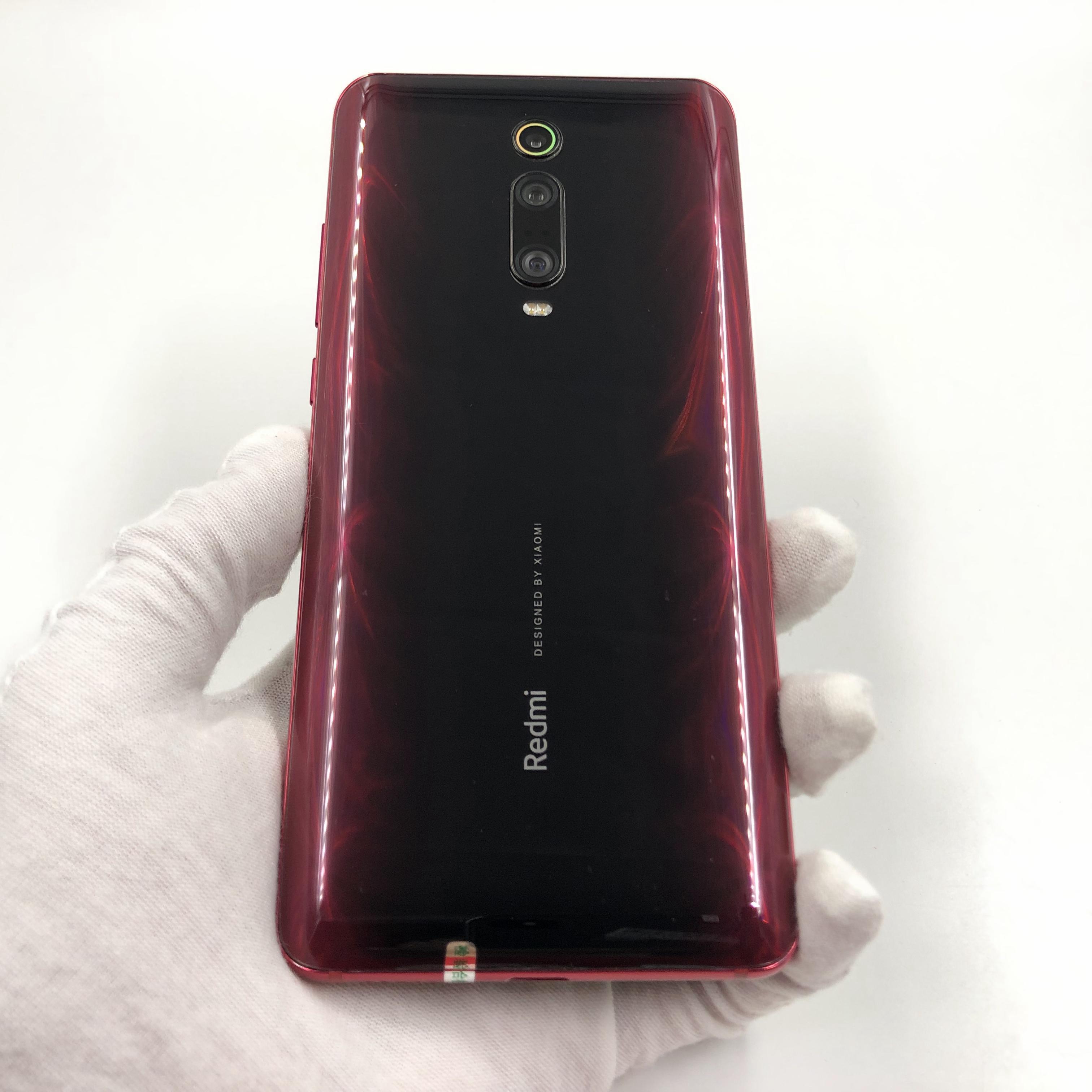 小米【Redmi K20 Pro 尊享】4G全网通 火焰红 12G/512G 国行 8成新 真机实拍