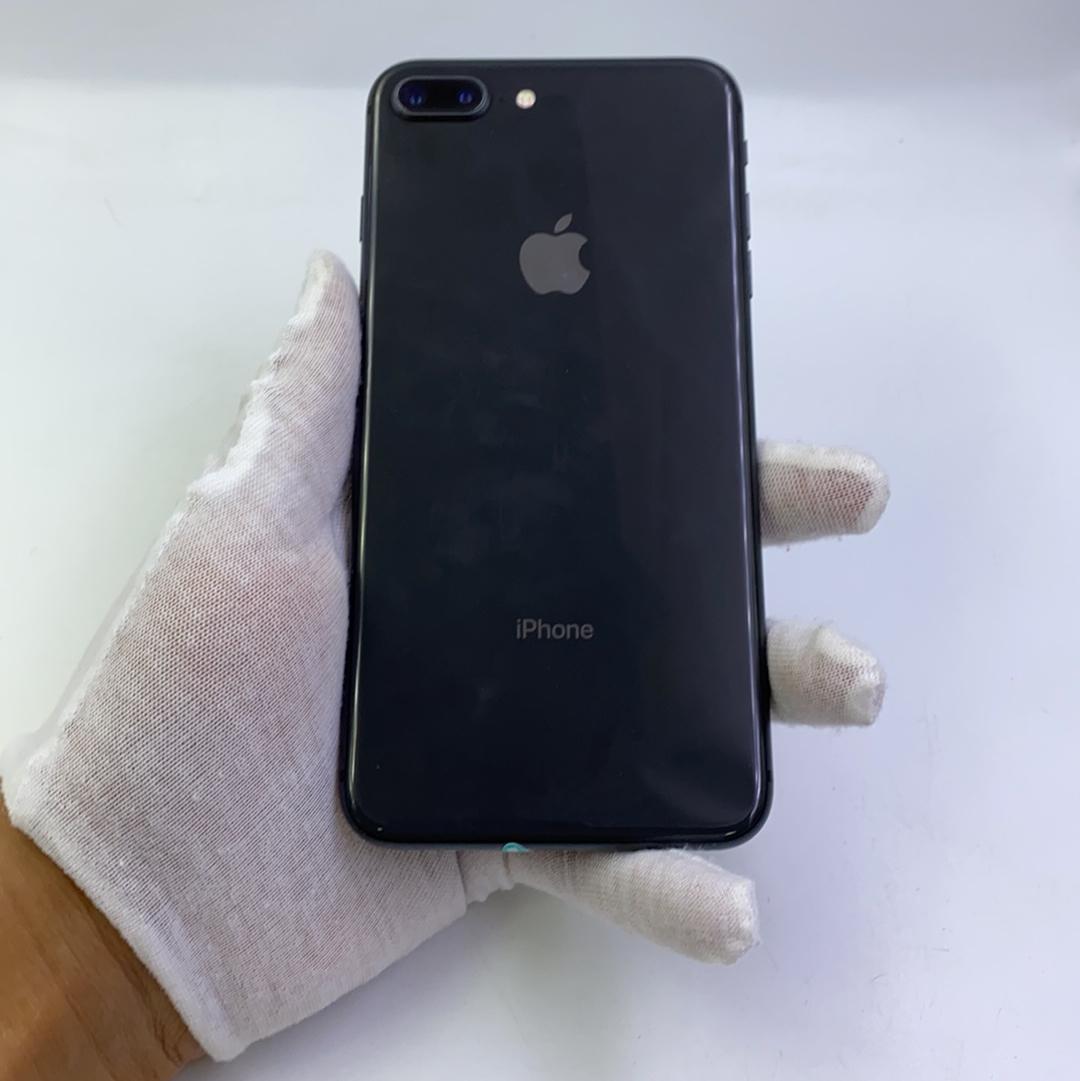苹果【iPhone 8 Plus】4G全网通 深空灰 64G 国行 95新