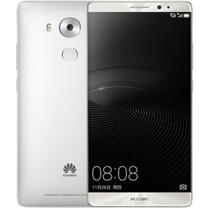 华为【Mate8】移动 4G/3G/2G 银色 3G/32G 国行 95成新