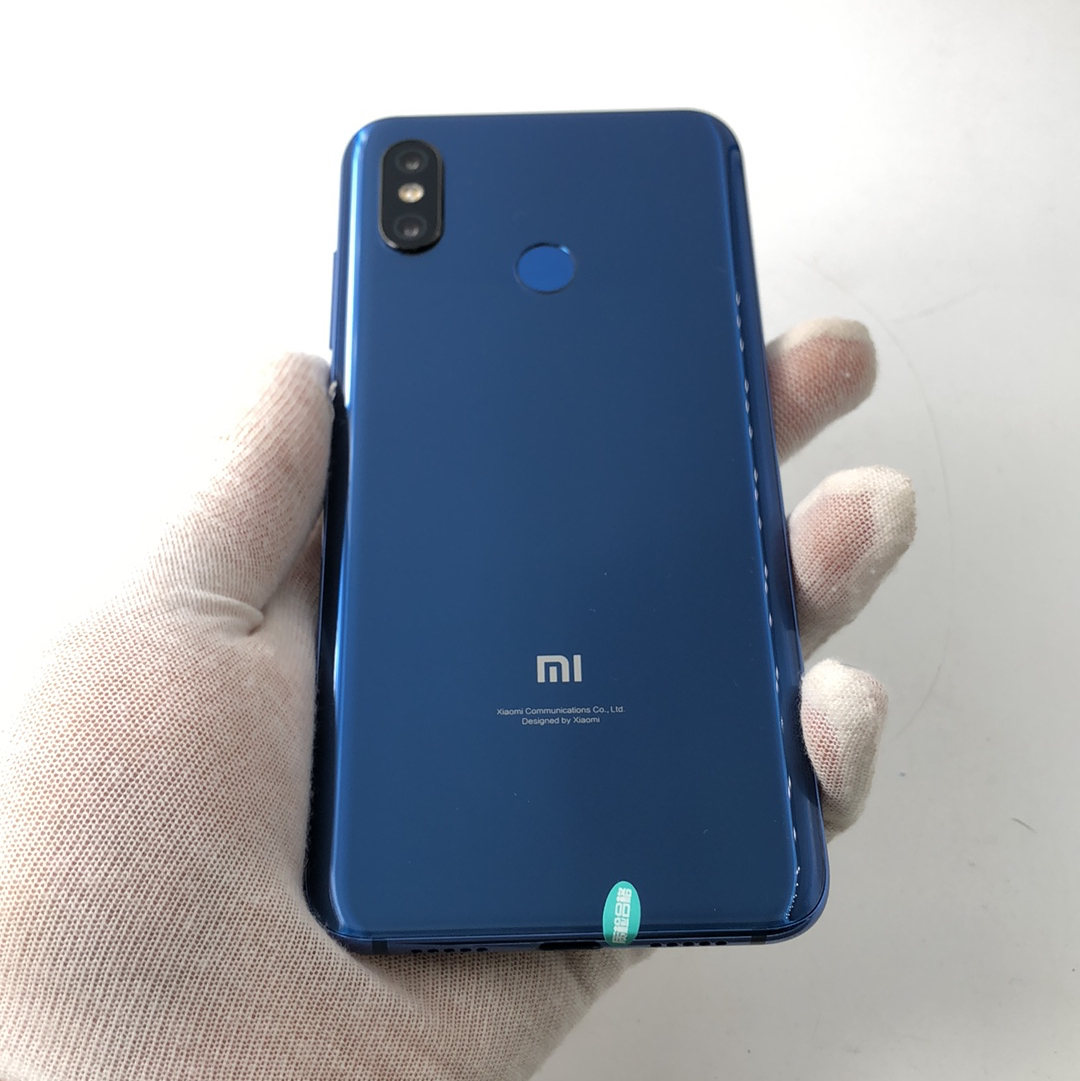 小米【小米8】4G全网通 蓝色 6G/128G 国行 9成新