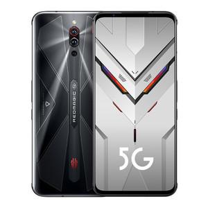 努比亚【红魔5S】5G全网通 幻影黑 12G/256G 国行 8成新 真机实拍