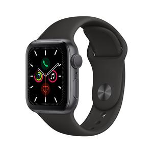 苹果【Apple Watch Series5】黑色 GPS版 44mm 7成新 真机实拍