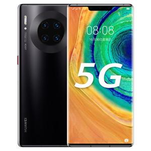 华为【Mate 30E Pro 5G】5G全网通 亮黑色 8G/128G 国行 99新 真机实拍