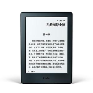 Kindle【入门版 6英寸wifi】黑色 国行 99成新 官翻99新